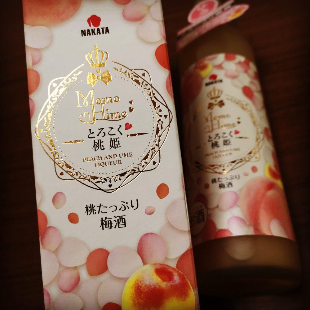 桃と完熟梅のあまーい香り 中田食品「とろこく桃姫」感想・口コミ紹介