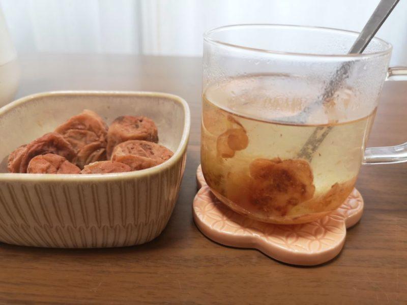 血液サラサラ・免疫力アップ フライパンで簡単に「焼き梅湯」を作ろう