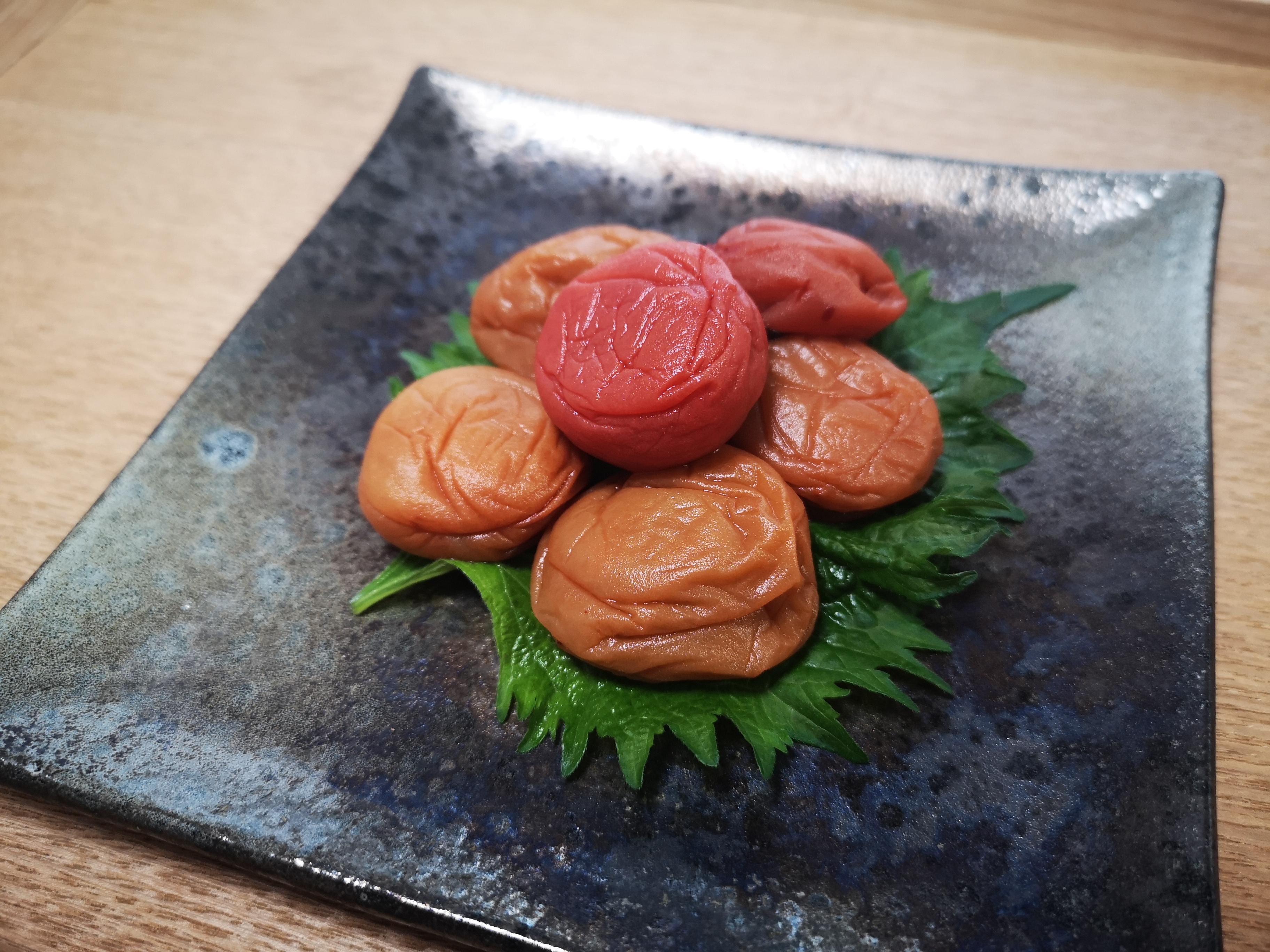 大相撲幕内力士贈答品の梅干し 福梅ぼしの「梅干しお試しセット」レビュー