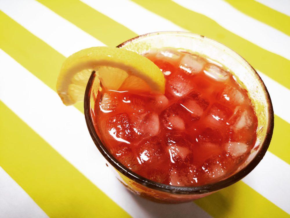 さっぱり!リコピンでアンチエイジング トマト梅酒