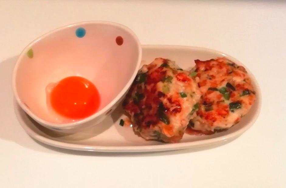 【石神邑梅レシピ】香味たっぷり鶏つくね